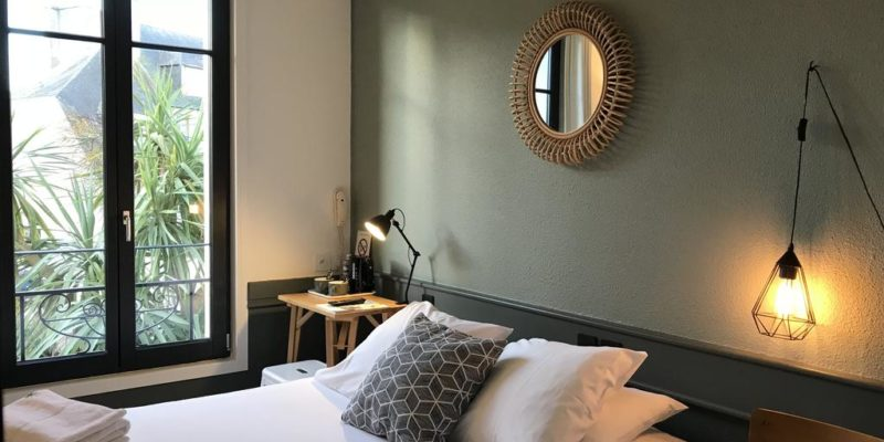 Hôtel bureau *** 18 chambres | Bretagne