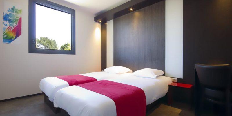 Hôtel *** 45 chambres   Aquitaine